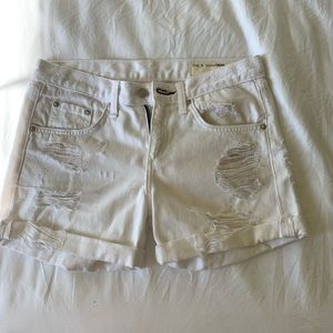Rag and bone shorts